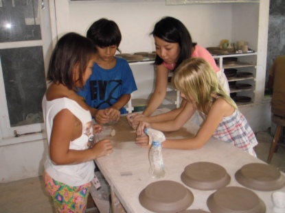 Clei Pottery